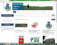 Il nuovo sito comunale